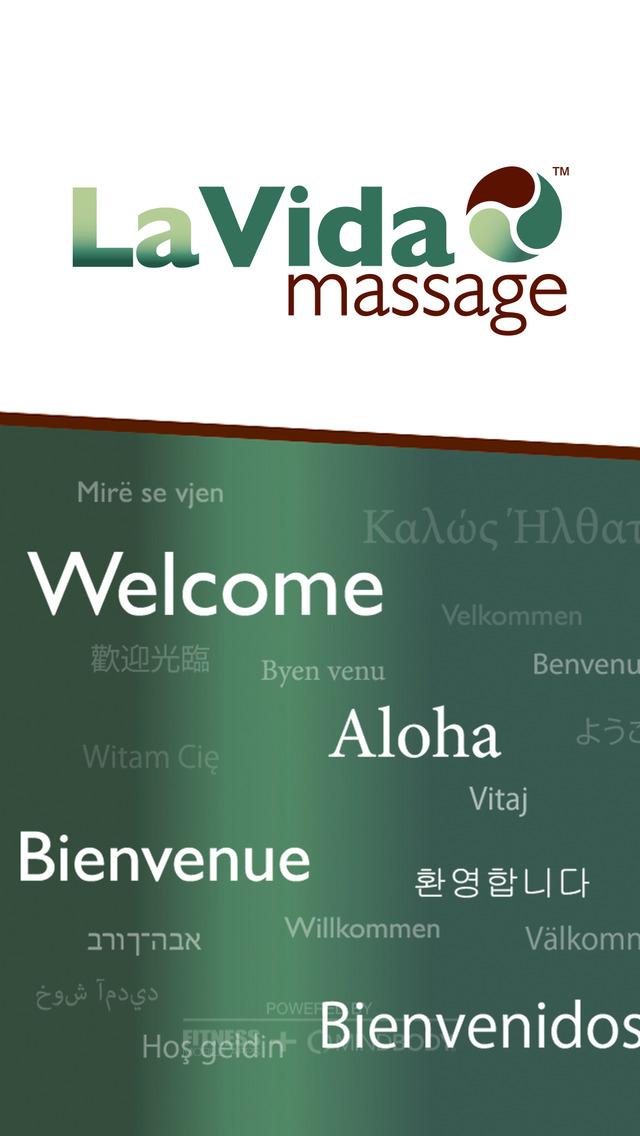 LaVida Massage screenshot #1