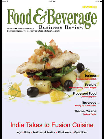 Food & Beverage Business screenshot 5