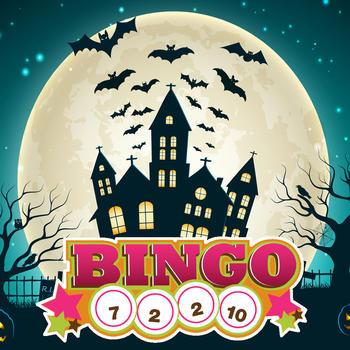 Halloween Bingo Match