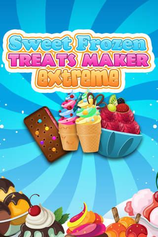 Frozen Treats eXtreme - Super Dessert Food Maker G - náhled