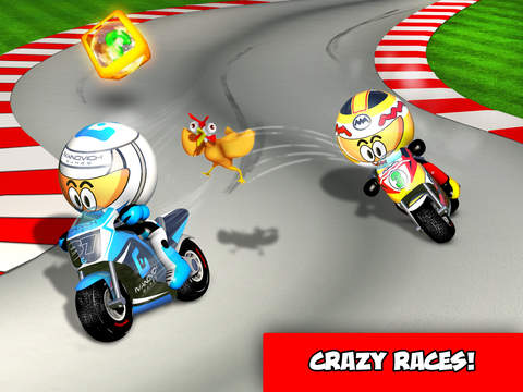 MiniBikers: The game of mini racing motorbikes screenshot 6