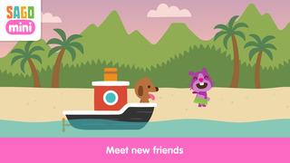 Sago Mini Boats screenshot 4