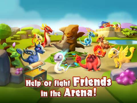 Dragon Mania Legends - Fantasy screenshot 10