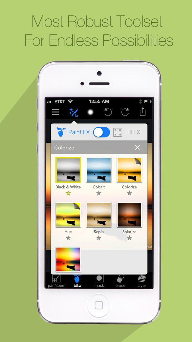 Paint FX : Photo Effects Editor screenshot 3