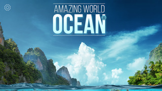 Amazing World OCEAN 3D screenshot 2