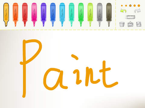 Crayon Paint for drawing, free color pen, Paper screenshot 7