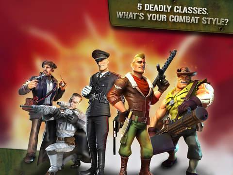 Blitz Brigade screenshot 10