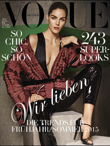 Vogue (Deutsch) screenshot 6