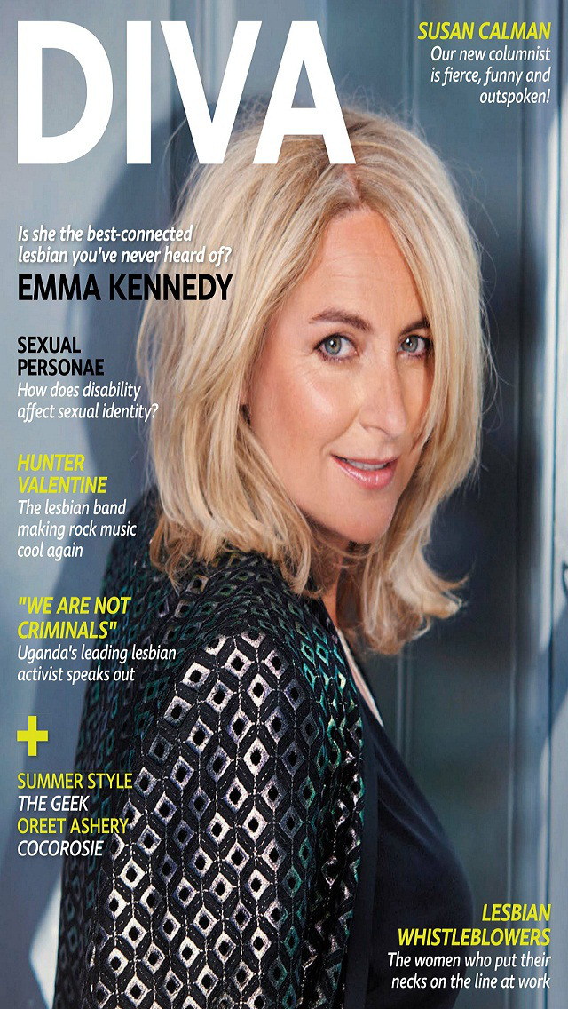 DIVA Magazine screenshot 1