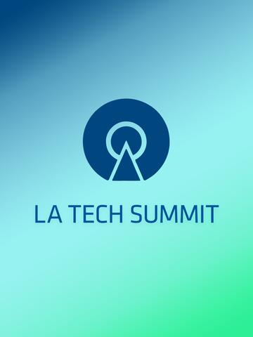 LA Tech Summit screenshot 3