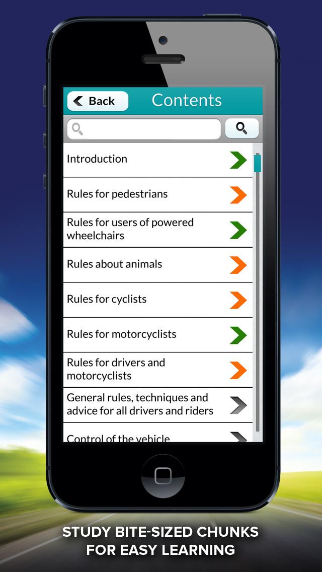 Highway Code UK Edition - Driving Test Success screenshot #2