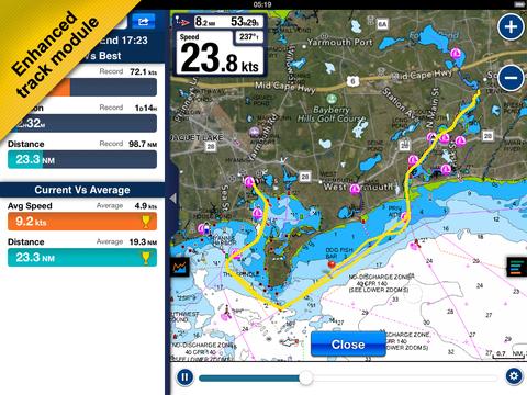 Boating UK&Holland HD screenshot 3