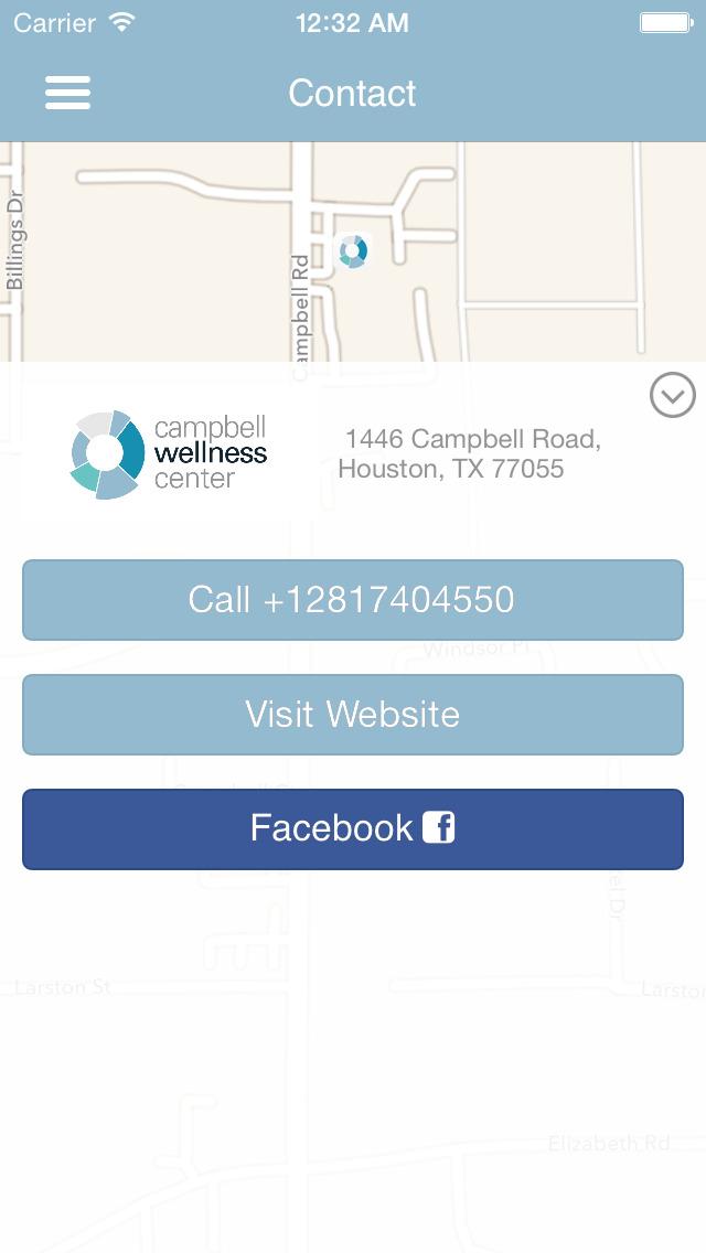 Campbell Wellness Center screenshot #4