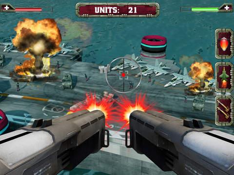 Battleship Commando 3D screenshot 7
