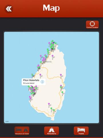 St Lucia Island Offline Travel Guide screenshot 9