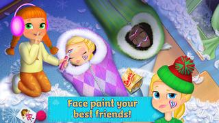 Frosty PJ Party: Winter Dreams screenshot 4