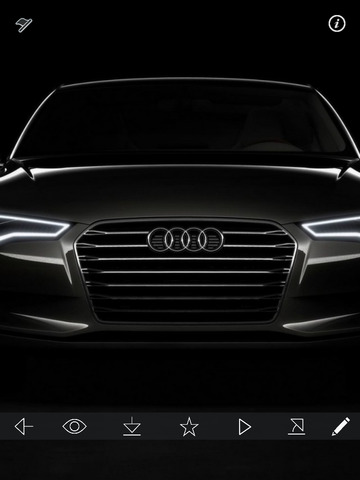 Luxurious Wallpapers of Audi PRO - The Cool Retina HD Picture Collection of Expencive Audi Cars screenshot 7