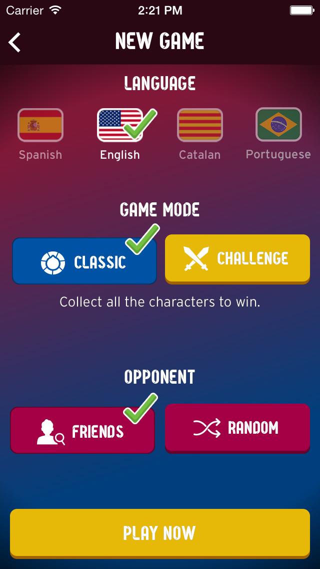FC Barcelona Trivia Fans screenshot #2