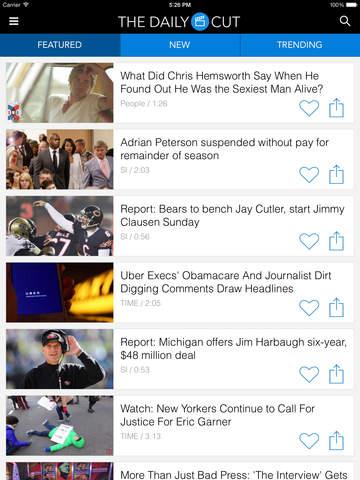 The Daily Cut screenshot 5