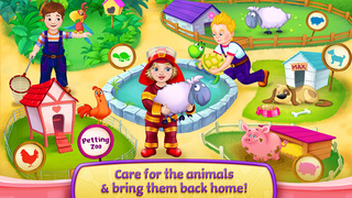 Baby Heroes Amusement Park screenshot 4