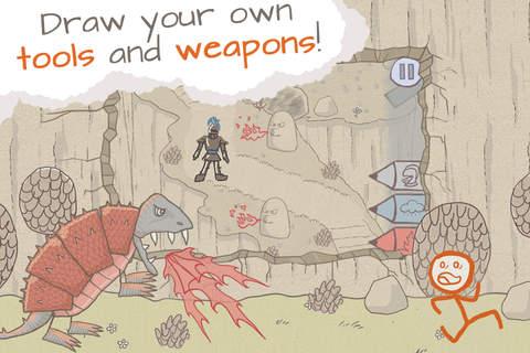 Draw a Stickman: EPIC Free - náhled