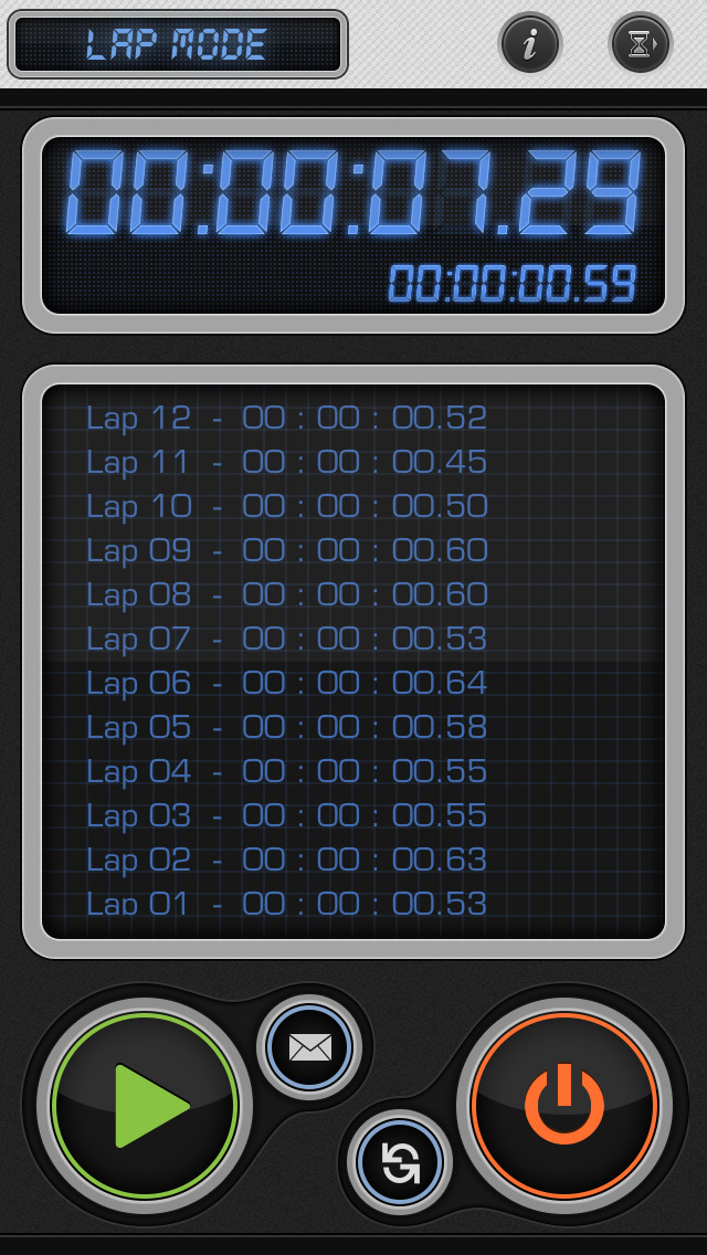 Stopwatch & Timer: Pro Multiple Count Down/Up screenshot 1