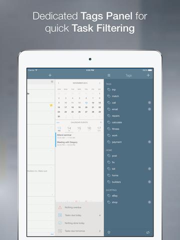 2Do - Todo List, Tasks & Notes screenshot 9