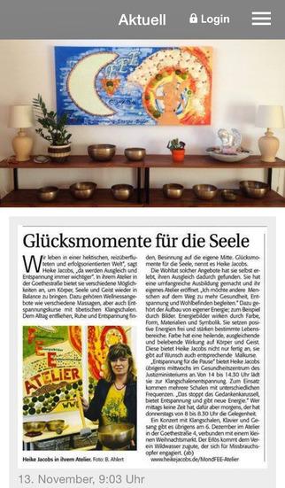 Mondfee - Atelier Magdeburg screenshot 1
