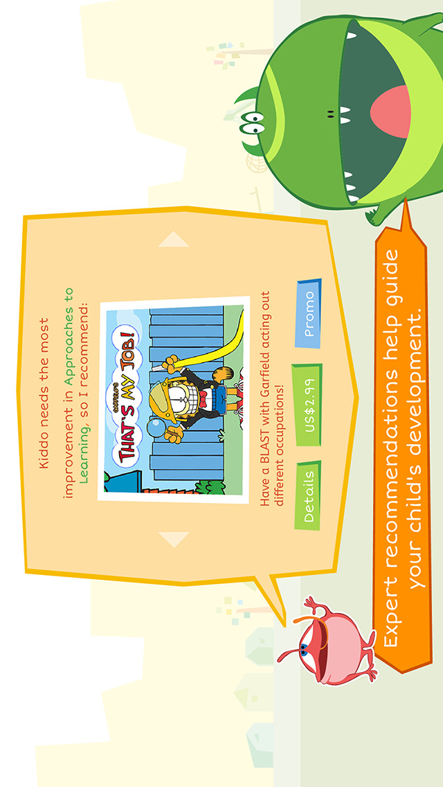 Joy Sprouts - Kids Preschool Education screenshot 4