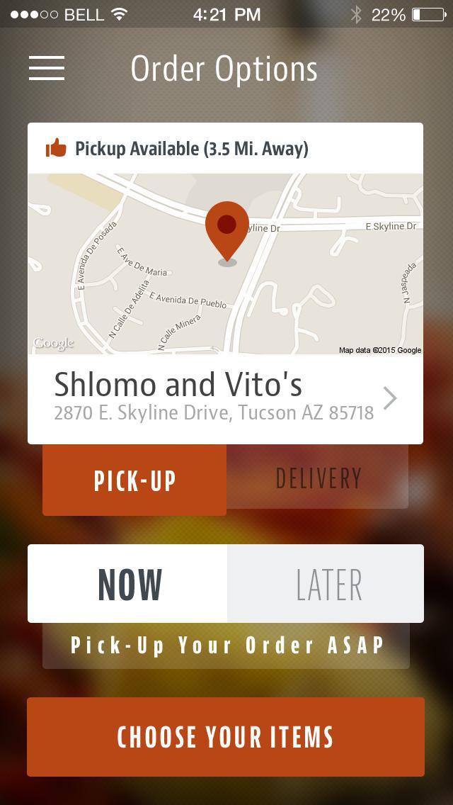 Shlomo & Vito's screenshot 2