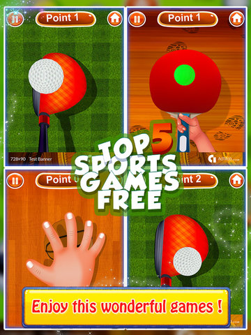 Top5 Sport Games screenshot 4