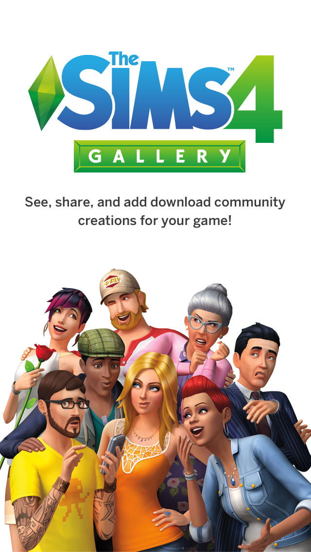 The Sims™ 4 Gallery screenshot 1