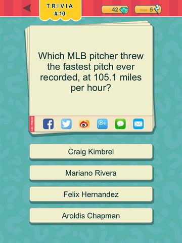 Trivia Quest™ Sports - trivia questions screenshot 7