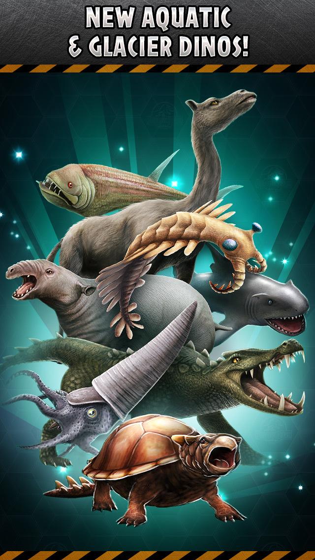 Jurassic Park™ Builder screenshot 2