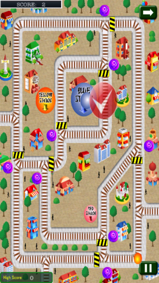 Balloons Flow Pro screenshot 2