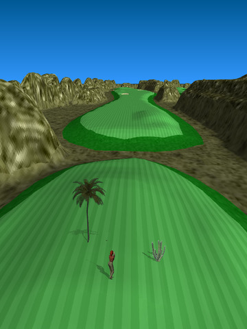 Par 72 Golf screenshot #3