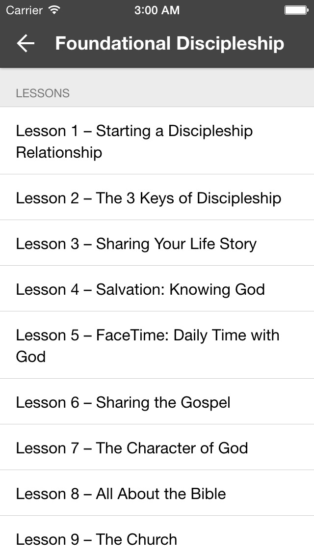 Make Disciples screenshot 2