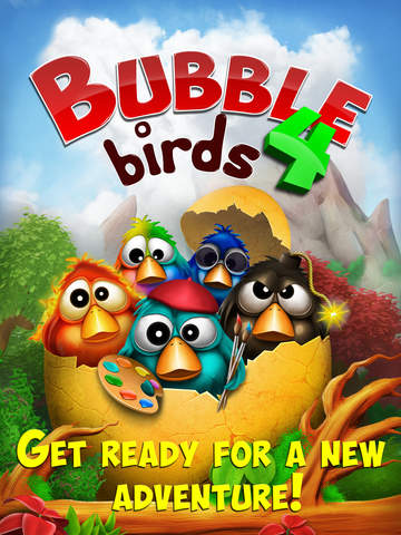 Bubble Birds 4: Match 3 Puzzle Shooter Game screenshot 10