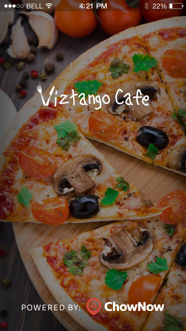 Viztango Cafe screenshot 1