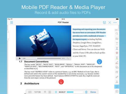 PDF Reader – Expert PDF Editor screenshot 2