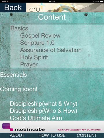 Transferable Discipleship screenshot 7