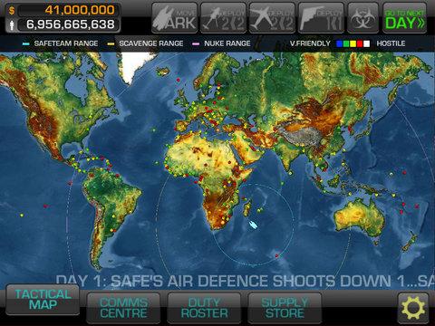 War of the Zombie screenshot #2
