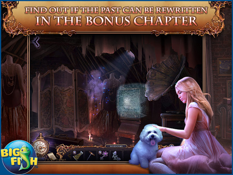 Grim Tales: Color of Fright HD - A Hidden Object Thriller screenshot 4