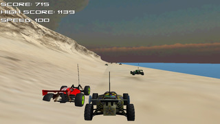 3D RC Beach Buggy Race - eXtreme Real Racing Offroad Rally Games screenshot 5