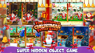 Find Differences Christmas Puzzle screenshot 3
