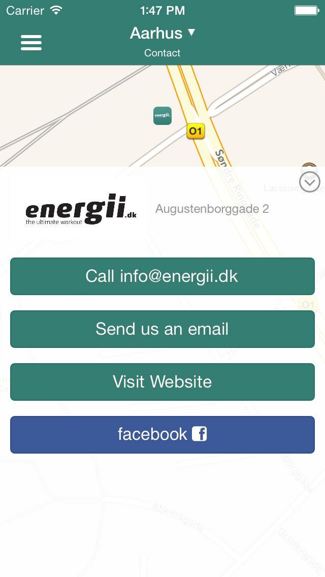 Energii screenshot #4