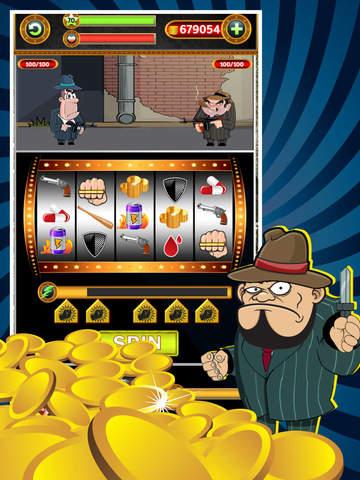 Gangsters Slot Casino Game screenshot 9