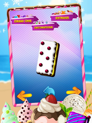 A AmazeBalls Dessert Maker Ice-Cream Creator - Cones, Sandwiches & Sundaes screenshot 7