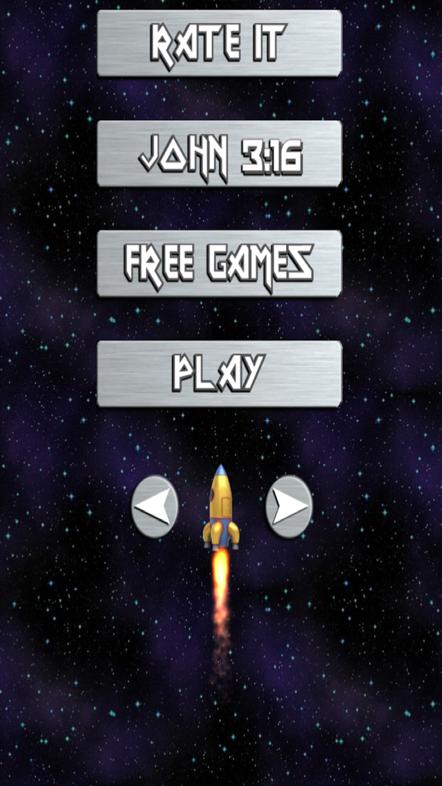 Asteroid Run Space Race Full Pro Version screenshot 4