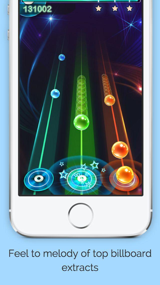 Nhạc vui - Chạy cùng nốt nhạc screenshot 1